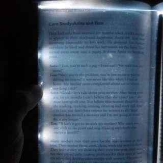 Reading Light Panel