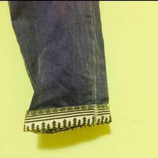 Gozo可拆式吊帶褲