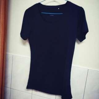 [東京著衣]Voyya圓領涼感短袖上衣