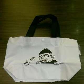 當肯 Duncan 便當袋 購物袋 手提包