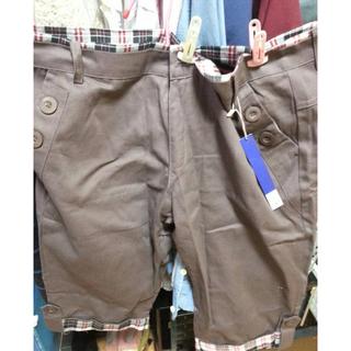 現貨深灰色短褲