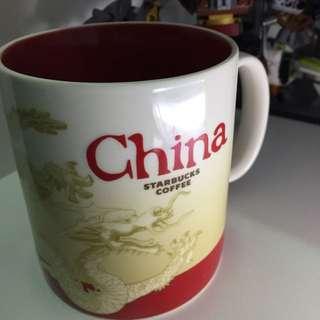 星巴克 城市馬克杯(中國)