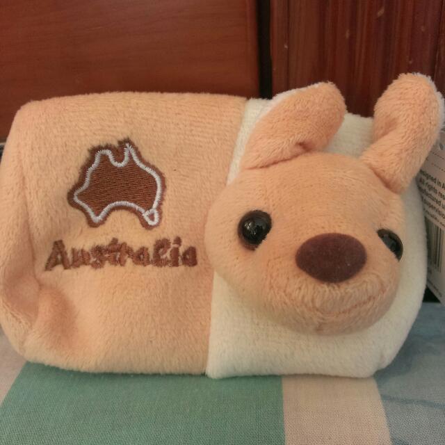 澳洲袋鼠零錢包