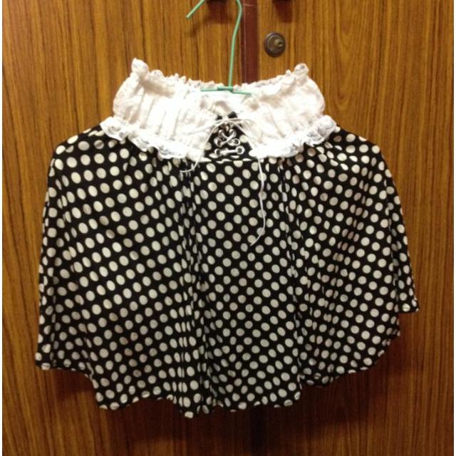 全新點點小短裙~