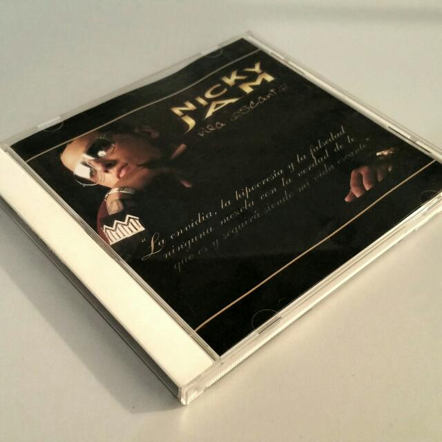 gratis cd nicky jam haciendo escante
