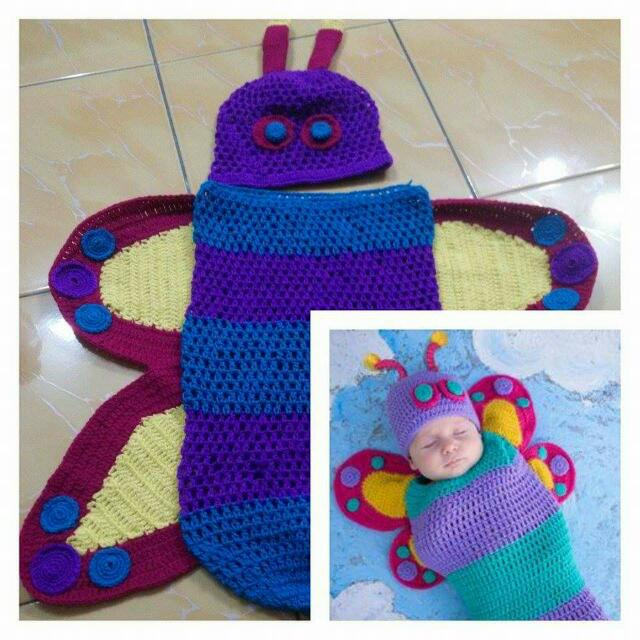 Handmade Baby's Clothes