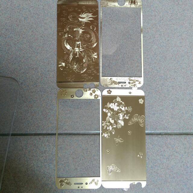 IPhone6/6+超屌金龍鋼化玻璃膜