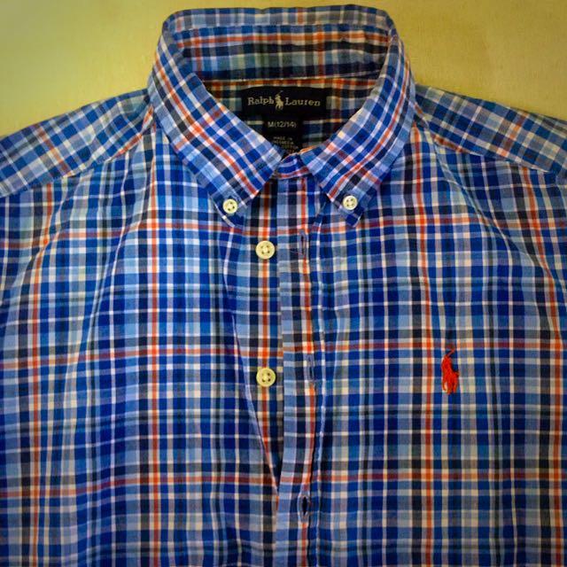 Ralph Lauren 襯衫 Polo RL