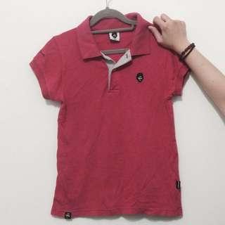 Target Polo衫