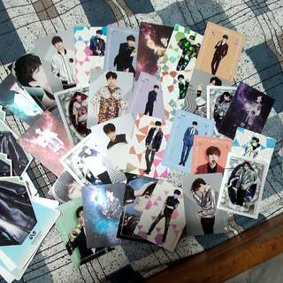 Infinite Star Collection Cards Vol 2