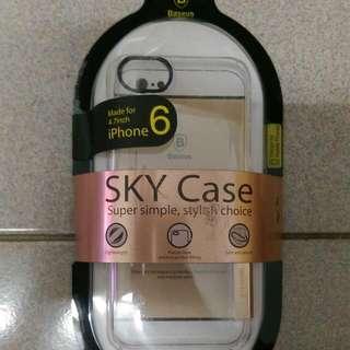 IPhone6(4.7)倍思透明硬殼