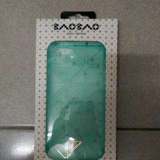 IPhone6(5.5)綠色軟殼