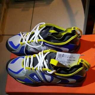 迪卡濃全新羽球鞋US8.5