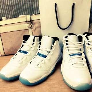Air Jordan Legend Blue傳奇藍11代