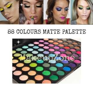 READY STOCKS:88 Eyeshadow Palette