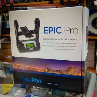 Gigapan EPIC Pro Robotics Panoramic System
