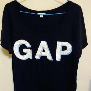 Gap寬版T shirt 💓