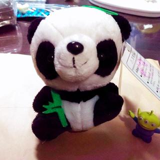 熊貓 團團圓圓 娃娃吊飾