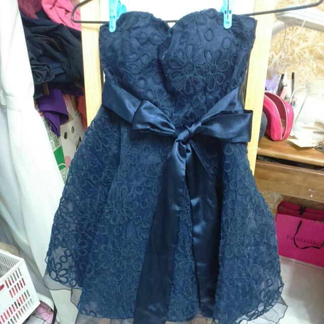 蕾絲小禮服