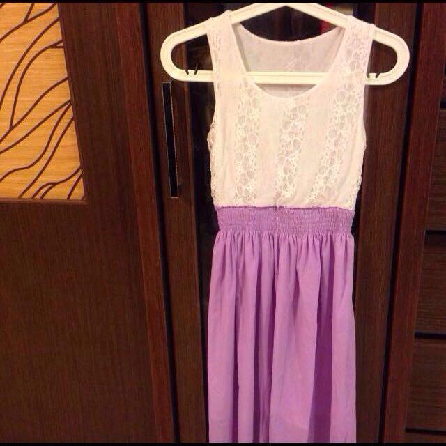 (新)蕾絲長洋裝