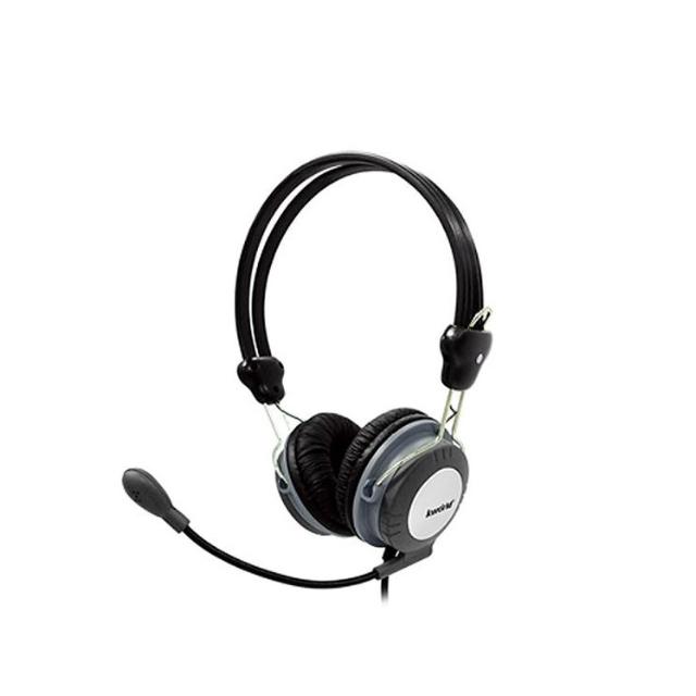 [全新現貨] 廣寰頭戴式耳機麥克風KWE-7813GR