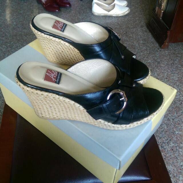 A-SO楔形拖鞋(含運費)