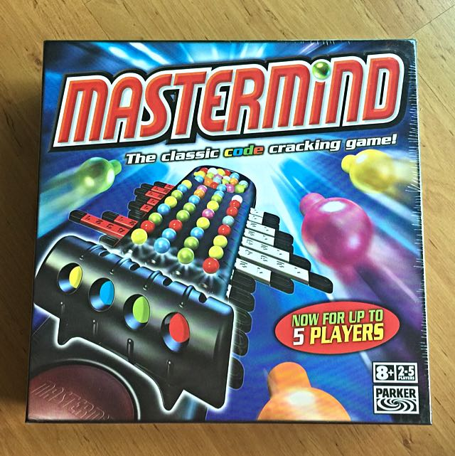 hasbro mastermind game