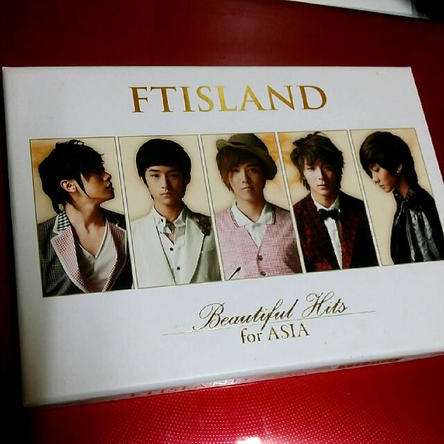 FT Island🌟beautiful Hits For Asia