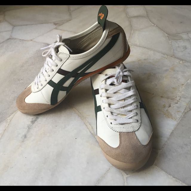outlet store b6968 5d054 Onitsuka Tiger Mexico 66 (white/olive)