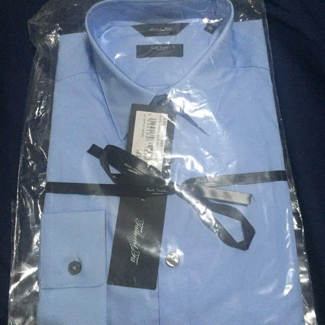 Paul smith 藍襯衫