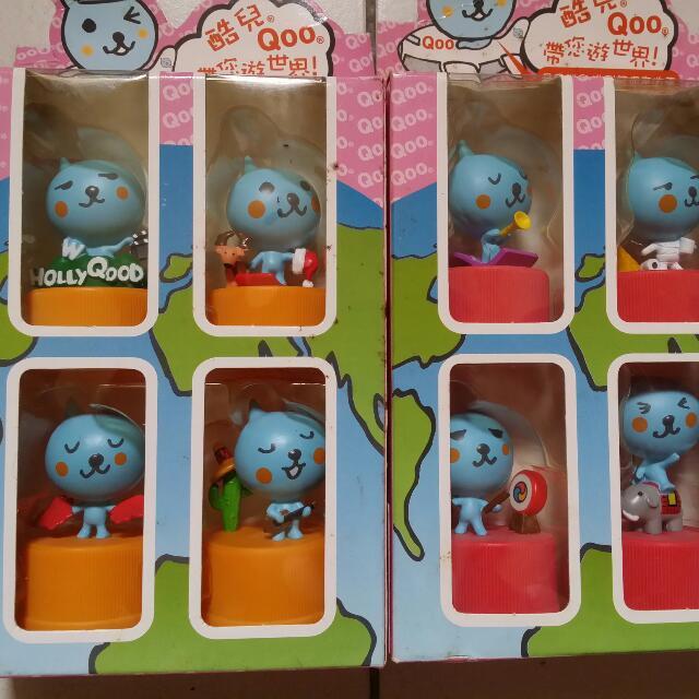 QOO瓶蓋組2盒(左盒售出)