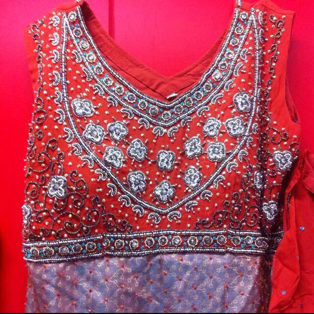 Anarkali Suit. BN With Tags And Extra Cup Sleeves. Anarkali Dress ...