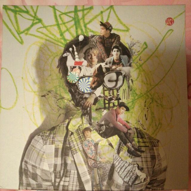 SHINee -Dream Girl 韓版