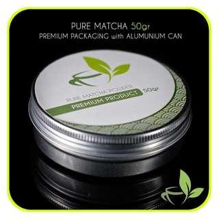Pure Matcha 50 gr (PREMIUM)