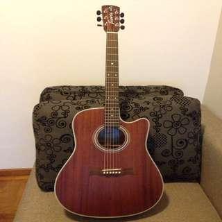 Guitar - Trevii Acoustic Guitar