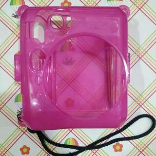 Pink Instax Mini 50S Cover