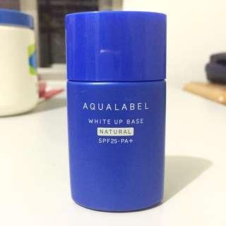 Aqualabel水之印 光感亮白隔離霜(象牙色)30ml