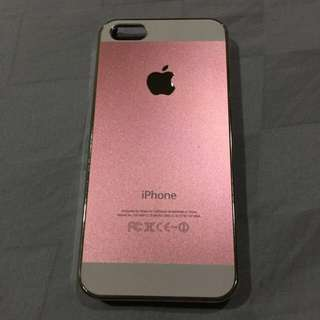 Iphone 5/5S Casing - Pink