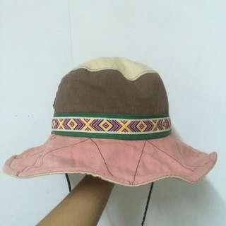 復古民俗漁夫帽