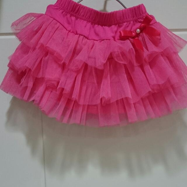 🎉現貨🎉女童蕾絲褲裙