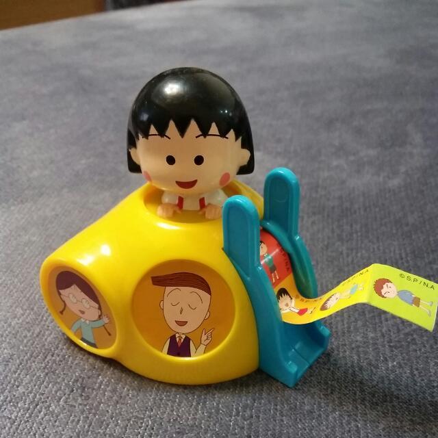 櫻桃小丸子貼紙機