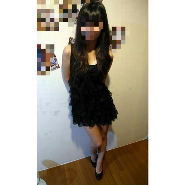 蕾絲小洋裝