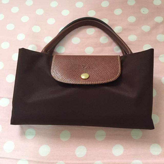 PRICE REDUCED!! AUTHENTIC LONG CHAMP LE PLIAGE BAG