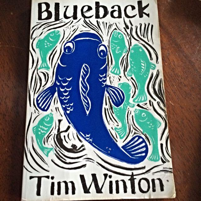 Blueback Tim Winton