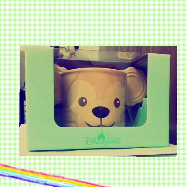 (保留中)✨香港迪士尼Duffy盆栽🎍