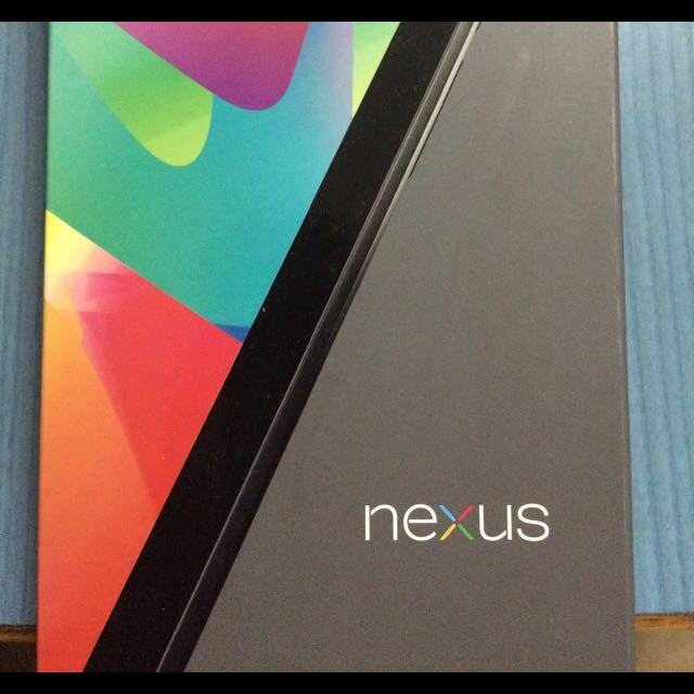 Google Nexus 7(2012)