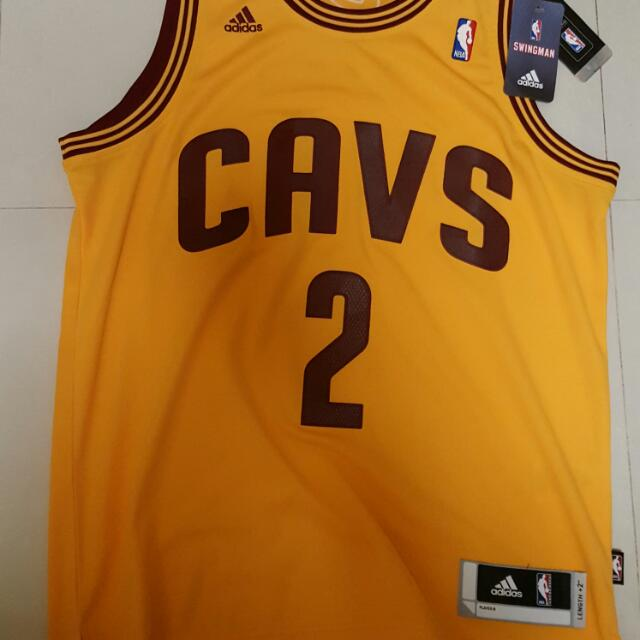 cavaliers authentic jersey