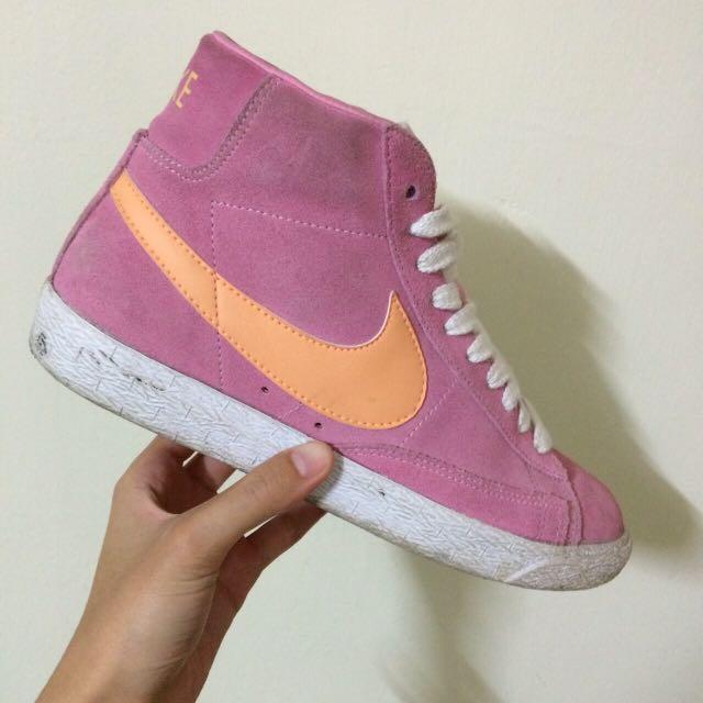 Nike高筒鞋 含運