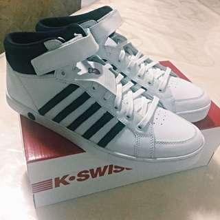 K - Swiss Adcourt Trainers