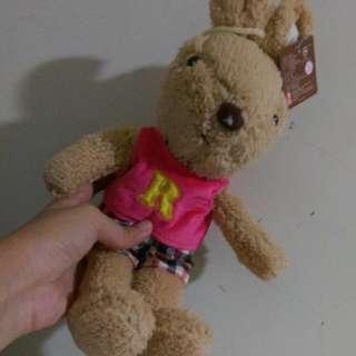 [全新]可愛小兔子布偶